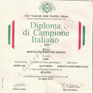 ZeusCampioneItaliano